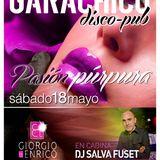 Sesión 18 de Mayo 2013 - Garachico Disco Pub - Fiesta Pasión Purpura - Sonido Giorgio Et Enrico -