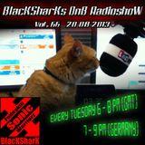 BlacKSharKs DnB Radioshow [www.dnbnoize.com] 2013-08-20 Vol. 66