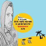 "THE MIX MUSIC #178! - RADIOSHOW ""Summer"" - 23/06/2018"