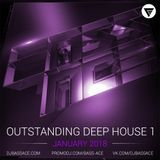Bass Ace - Outstanding Deep House Vol.01 [Clubmasters Records Artist]