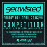 Tough Love/Get Twisted/Data Transmission DJ Competition - 21.03.16