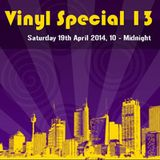 Paul Phillips, Steve Johns and Raj Selli Vinyl Special No13 on Solar Radio