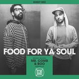 MIMS Guest Mix: FOOD FOR YA SOUL (Brussels, Belgium)
