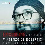 Episode #15 Vincenzo de Robertis