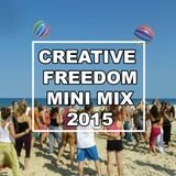 Creative Freedom Mini-Mix 2015