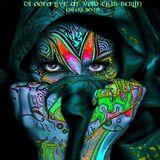 DJ Oota live at Void Club Berlin 08.09.2016  Psychedelic Trance / Psytrance DJ Set