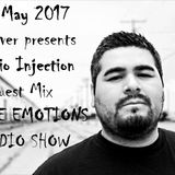 RAVE EMOTIONS RADIO SHOW (13RaVeR) - 31.05.2017. Audio Injection Guest Mix @ RAVE EMOTIONS