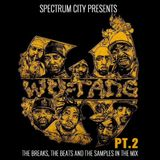 Pt.2 - Wu-Tang Clan - The Breaks, Beats and Samples in the Mix
