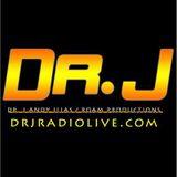 "Dr.J Live ""Remote Viewing w/ Major Ed Dames"""