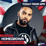 @DJSLICKUK - Capital Xtra Homegrown Mix | UK Rap, RnB & Grime| Feb 2018