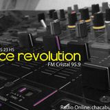 Bautista Toniolo @ FM Cristal #Dance Revolution