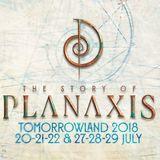 Sasha - live at Tomorrowland 2018 Belgium (Pryda, Day 4) - 27-Jul-2018