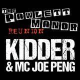 Kidder with MC Joe Peng - Live at The Pawlett Manor Reunion 2017