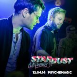 PSYCHEMAGIK dj set at Stardust _ Club Haus 80's Milano _ 12.04.2014