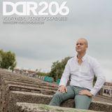 Dirty Disco Radio 206 - The Amsterdam Deep House Journey - With Kono Vidovic