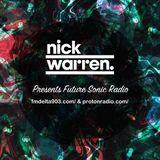 Nick Warren - Future Sonic Radio (November 2015)