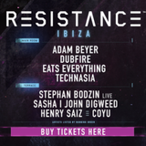 Adam Beyer - Live @ Resistance (Privilege Ibiza, Spain) - 28-AUG-2018