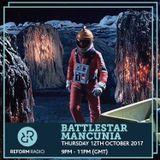 Battlestar Mancuina 12th October 2017