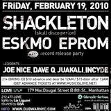 Live @ Dub War NYC (Feb 2010)