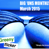BIG 'UNS MONTHLY MARCH 2015 (SIMPLY THE BREAST)