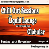 Liquid Lounge - Chill Out Sessions (Parts 1 & 3), Box Frequency FM. November 2014