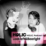 HOLIC Podcast 09 Lookleft&Bearight