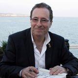 Sticks show with Author Peter James