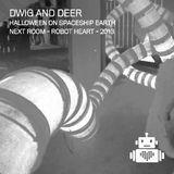 Dwig and Deer - Robot Heart On Spaceship Earth