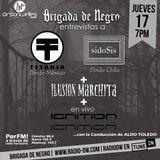 Brigada junto a  Titania+Sidosis+Ilusion Marchita+Ignition