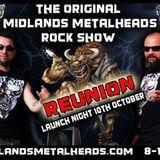 The Midlands Metalheads Rock Show Reunion