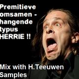 Short mix with Hans Teeuwen samples