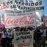 #NiSumisasNiDevotas: Entrevista a Celina parte de las mujeres en lucha por los despidos en Coca Cola