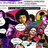60's 70's FREAKS_JAM: VI. 1960s funk, p-funk, psychedelic soul, breakbeats, black music