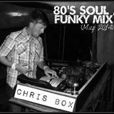 Chris Box 80's Soul/Funky Mix May 2014 (104-112 BPM)
