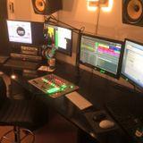 Eerste live uitzending vanuit de gloednieuwe CoastlineStudio!