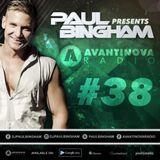 #38 - PAUL BINGHAM - AVANTINOVA RADIO