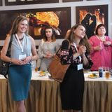 Magia Krause and Christi Anne Hofland about English-learning centers in Ukraine