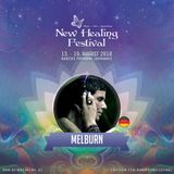 Djane Melburn @ New Healing Festival 19.08.18