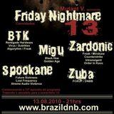 Mutant V presents Migu - Friday The 13th Nightmare Mix @ brazildnb.com