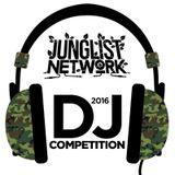 DJ VOLS Junglist Network 2016 DJ Competition mix | 3th place!