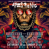 MAURS xX APES PIC NIC ➂ Xx PODCAST June 2015
