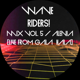 Wave Riders Vol. 5 // Alenia's live set (Sept 2016) — recorded @ Gala Hala