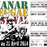 FIANAR REGGAE FESTIVAL 2014 @ Madagascar - Part. 2 - Focus RADIO