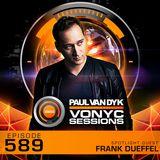 Paul van Dyk's VONYC Sessions 589 - Frank Dueffel