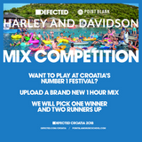 Defected x Point Blank Mix Competition: Harley and Davidson