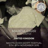 Marcia Carr aka DaVinyl MC - Exclusive Nights Over Mix