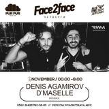 D'Maselle b2b Denis Agamirov - Live from PurPur