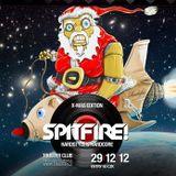 Raweez @ Spitfire! X-MAS 2012   Touster Club Prague