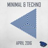 Techno / Minimal mix: April 2017