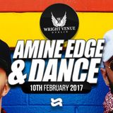 2017.02.10 - Amine Edge & DANCE @ The Wright Venue, Dublin, IR
